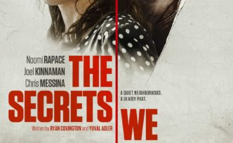 "Poster for the movie ""The Secrets We Keep"""