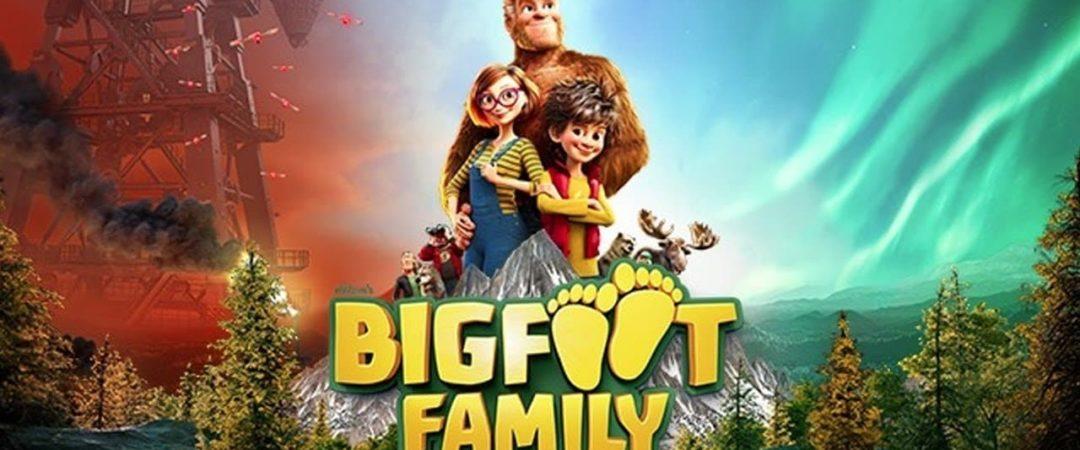 "Image from the movie ""Familjen Bigfoot"""